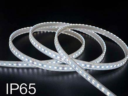 TIRA LED APOLO 19,2W / 24V / IP65 / CW / 240Leds/M / 10M/R / CORTE 30MM