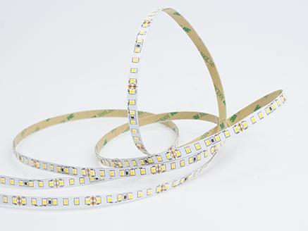 TIRA LED APOLO 9,6W / 24V / IP65 / 126Leds/M / 10M/R / CORTE 55MM