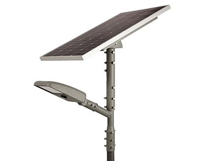 Vial Solar LED Yala con Panel Solar incluido