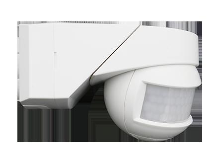 Sensor SENS IP65 Rango 12m / Angulo 180º-360º ajustable 10-2000lux